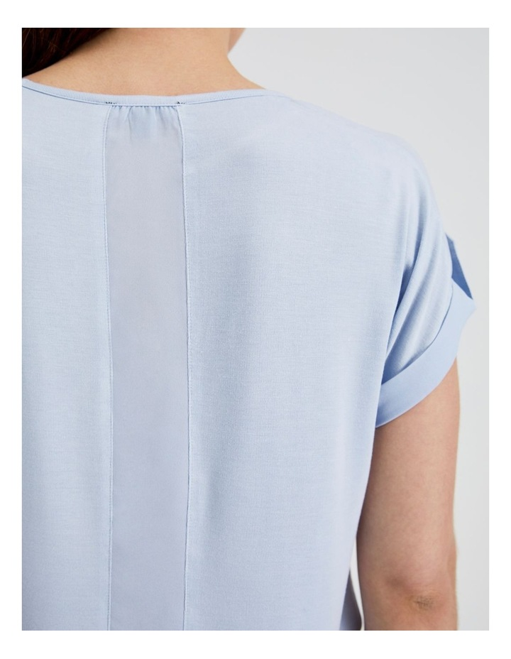 Jersey Button Tee image 6
