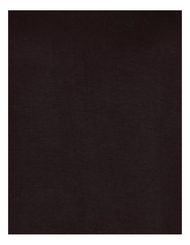 Long Sleeve V-Neck Jersey Top image 5