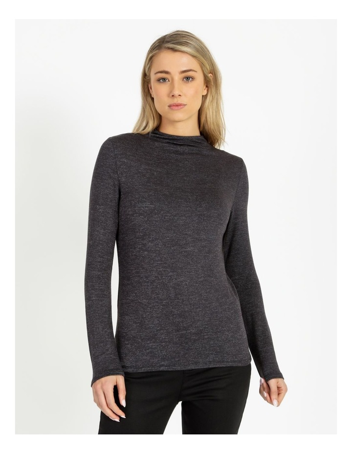 Grown On Neck Jersey Top image 1