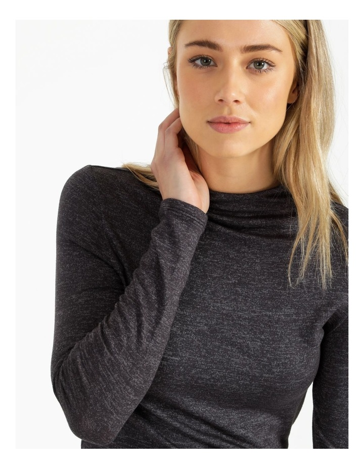 Grown On Neck Jersey Top image 6