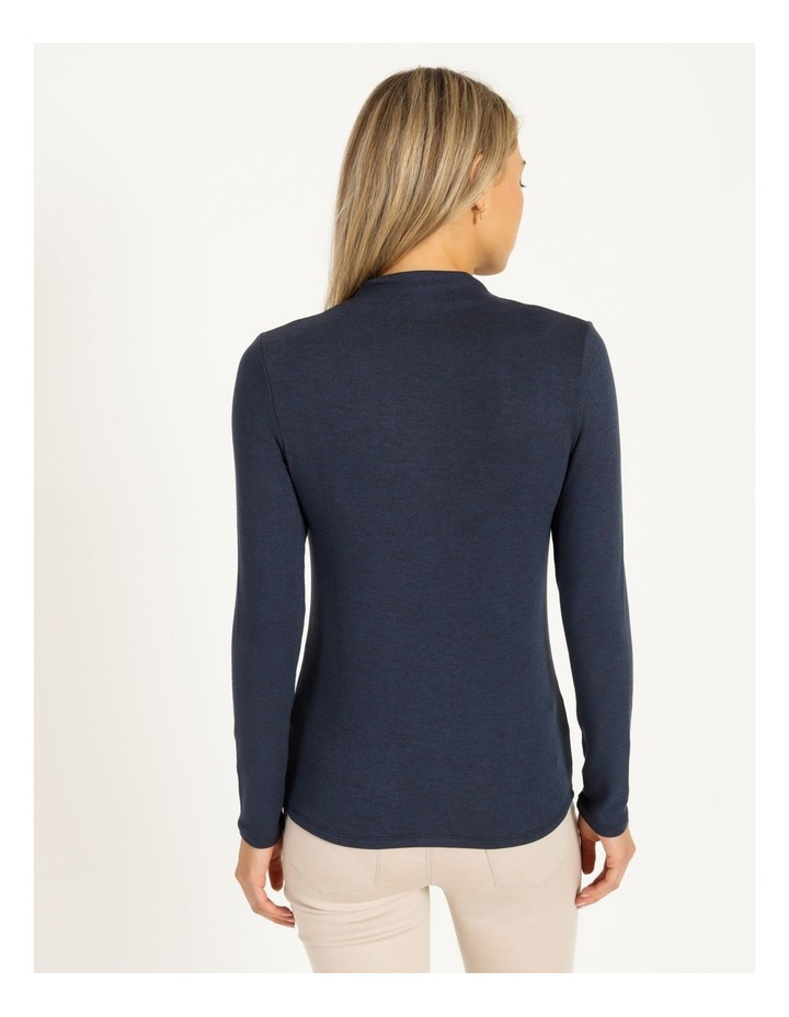 Grown On Neck Jersey Top image 4