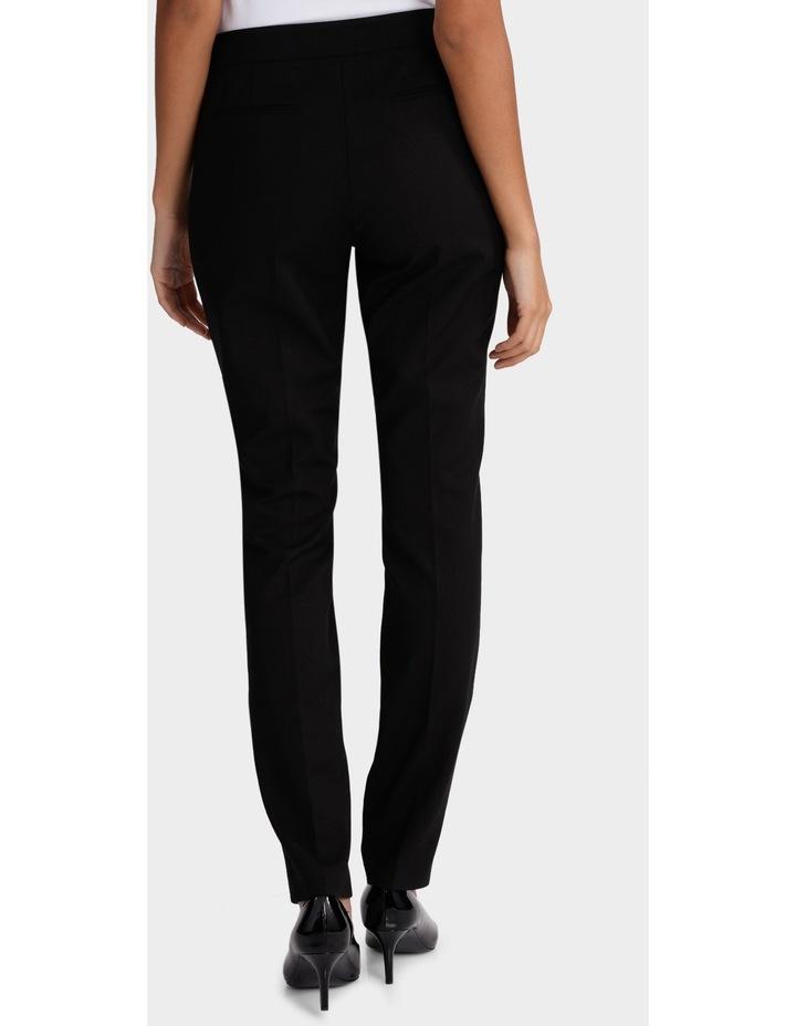 Zip Detail Slim Fit Pant image 3