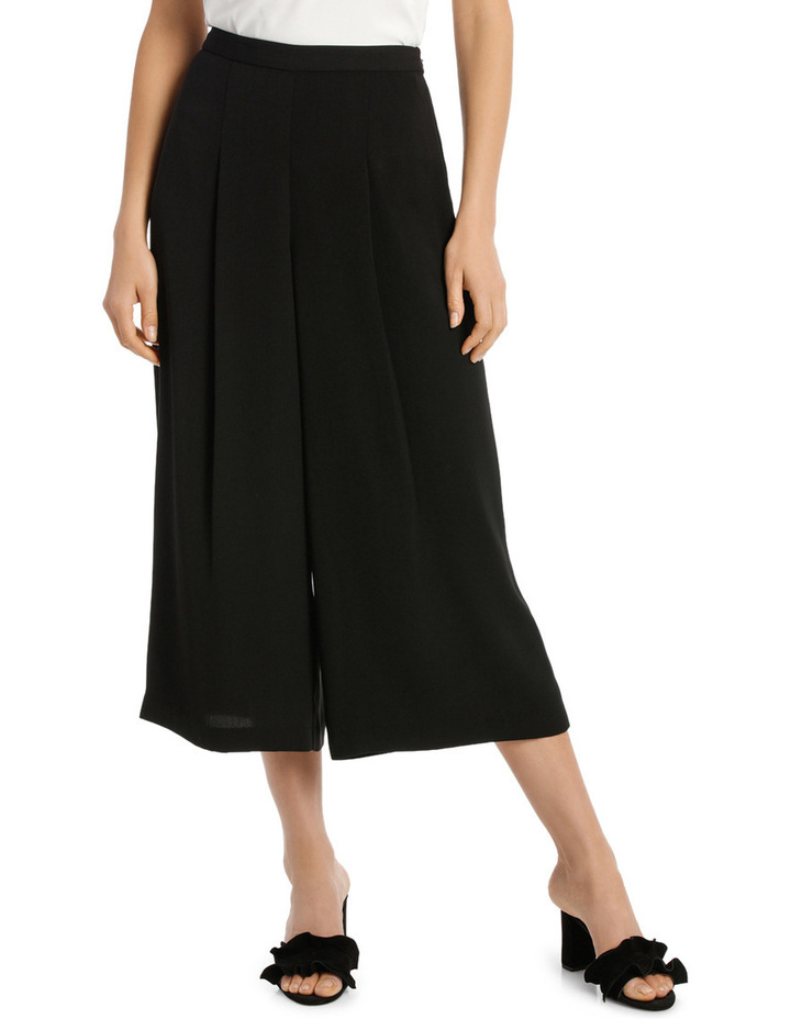 Soft Extra Wide Leg Culotte image 1