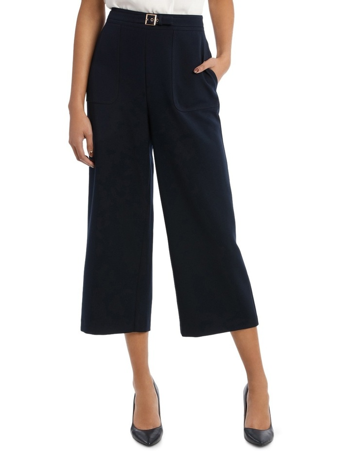 Buckle Front Culotte image 1
