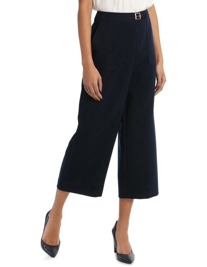 Buckle Front Culotte image 2