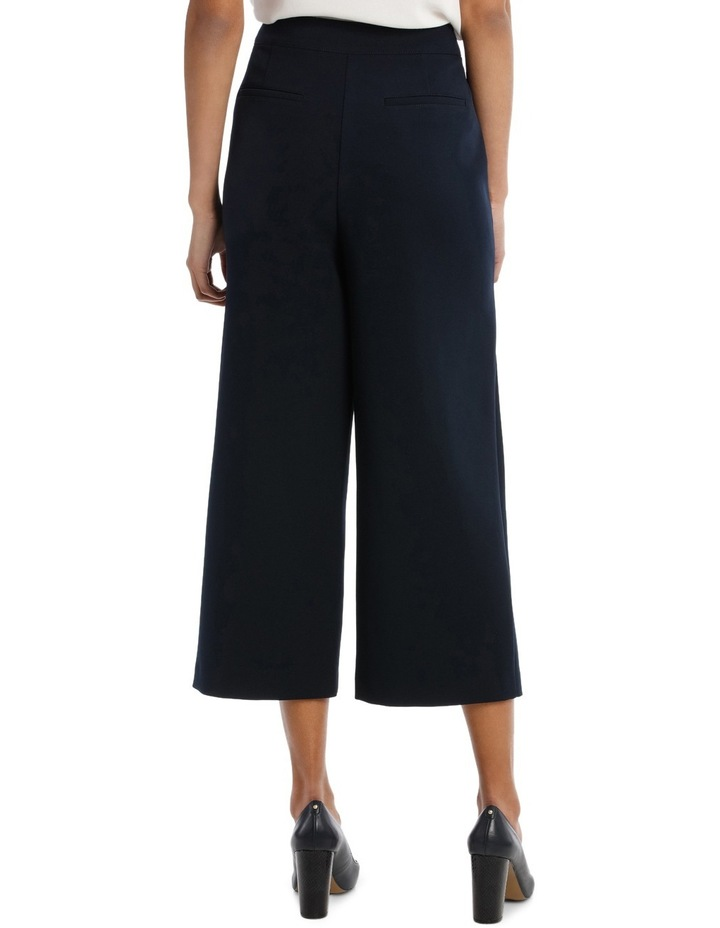 Buckle Front Culotte image 3