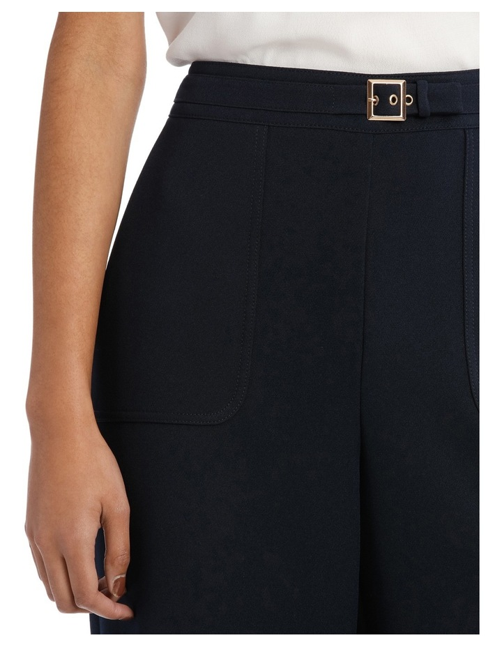 Buckle Front Culotte image 4
