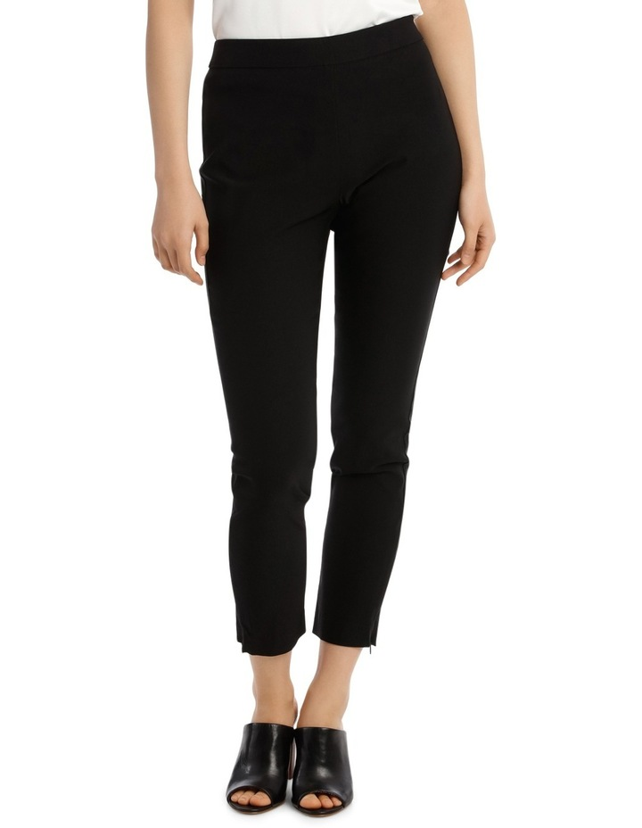 Zip Side Stretch Pant image 1