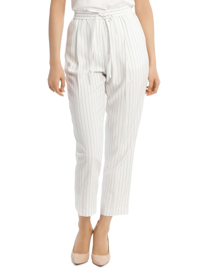 Pinstripe Pull On Pant image 1