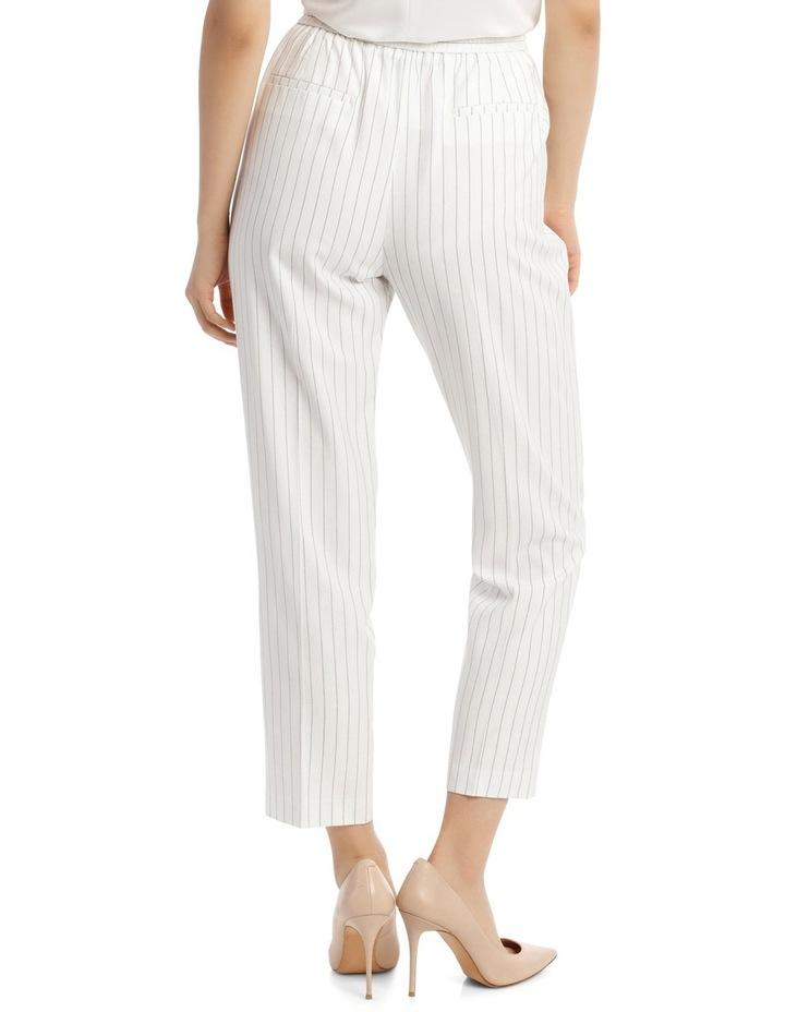 Pinstripe Pull On Pant image 3