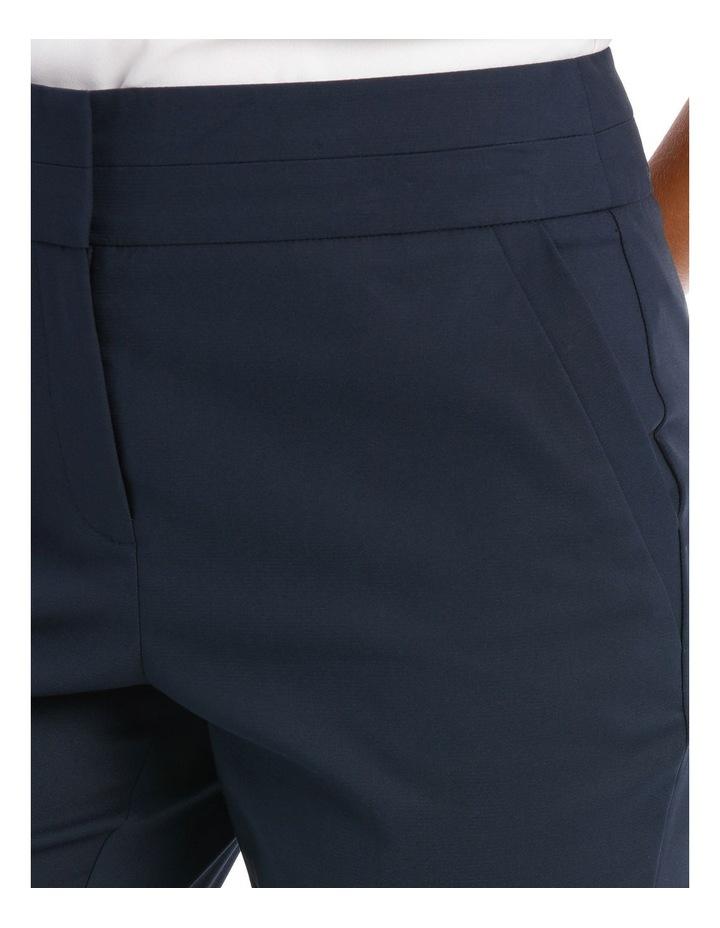 Cotton Sateen Ankle Grazer Pant image 7