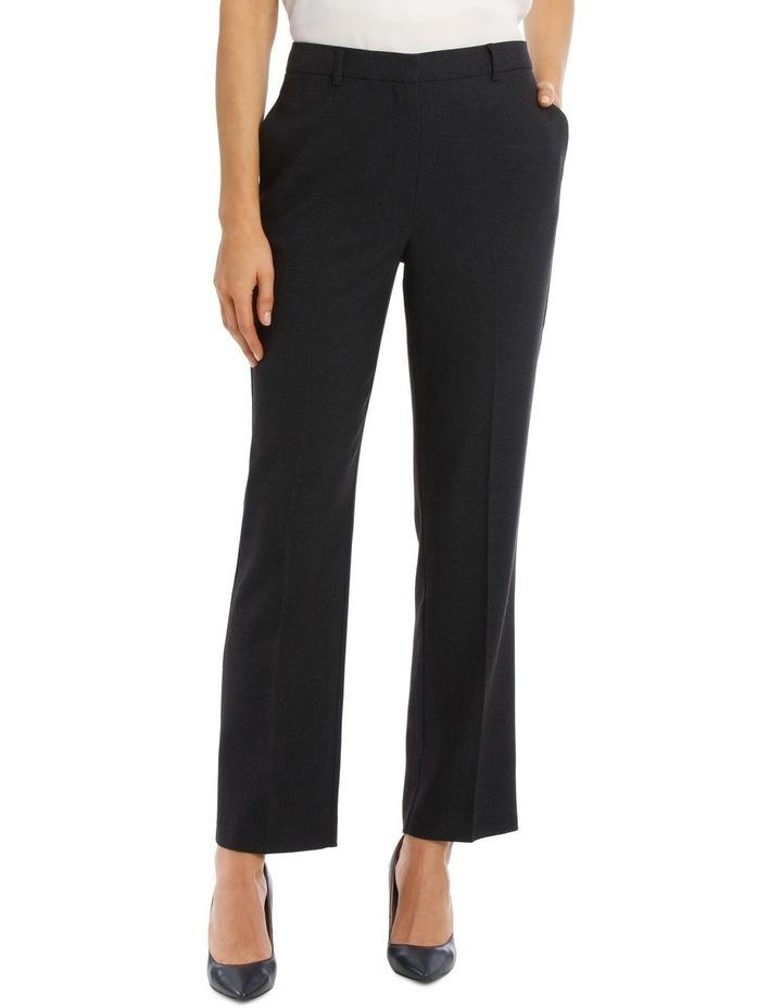 Birdseye Navy Suit Pant image 1