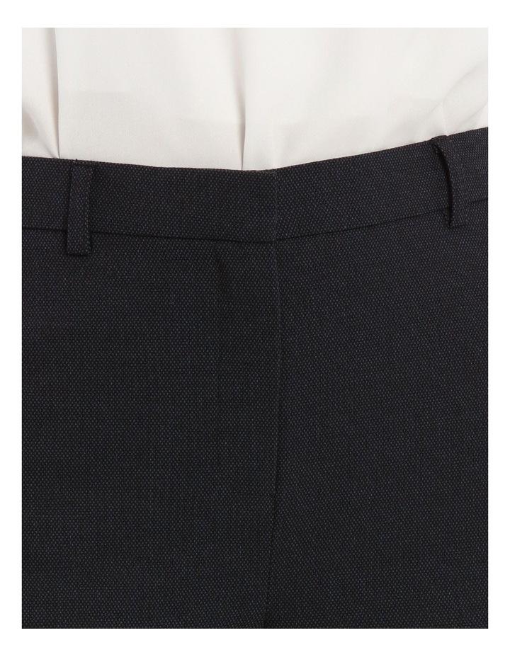 Birdseye Navy Suit Pant image 4