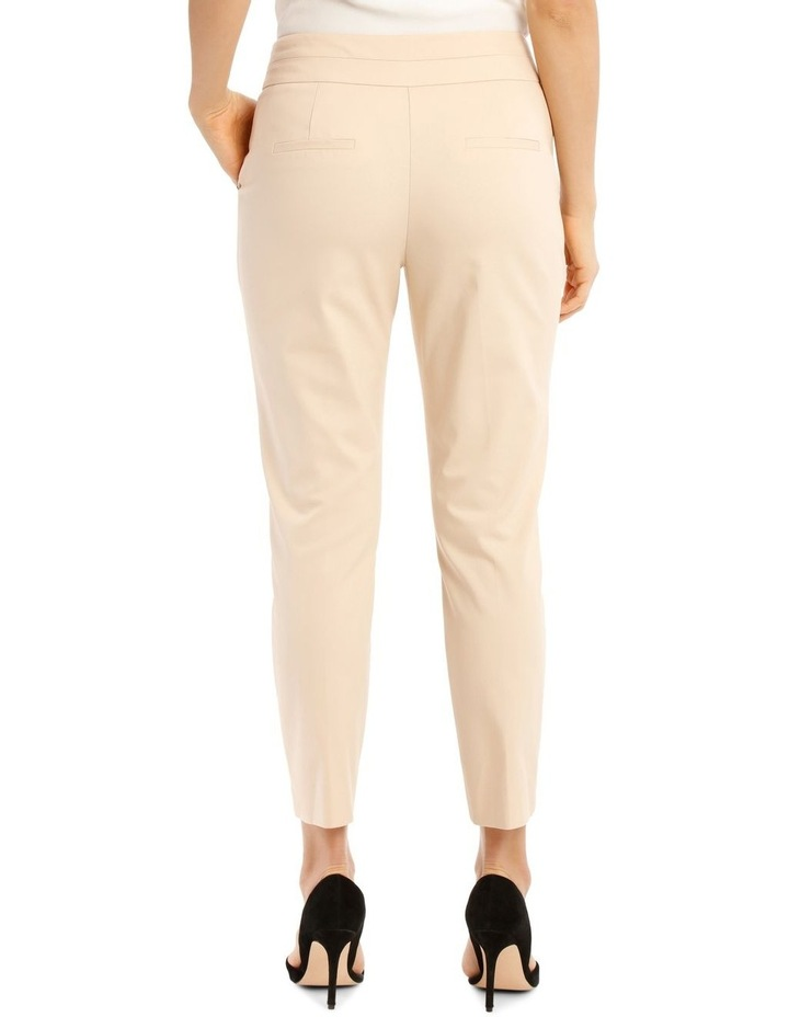 Charlotte Cotton Sateen Cropped Pant image 3