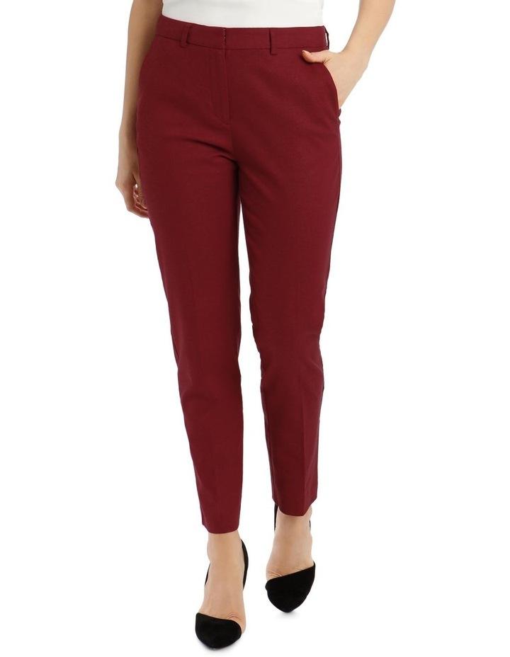 Linen Skinny Leg Pant image 1
