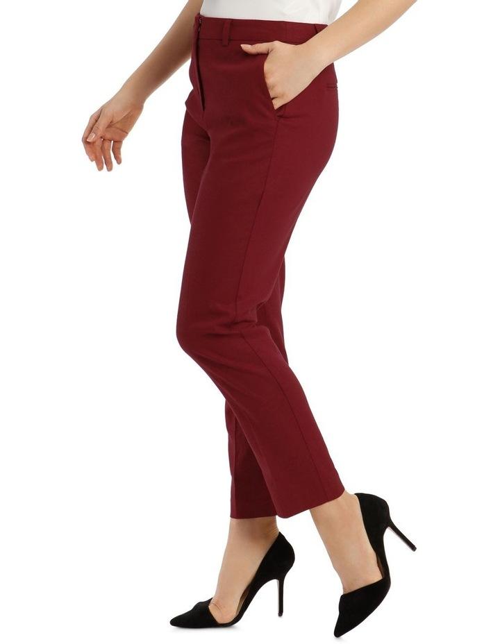 Linen Skinny Leg Pant image 2
