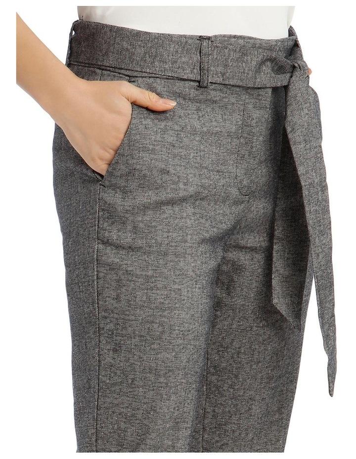Linen Tie Waist Pant image 4