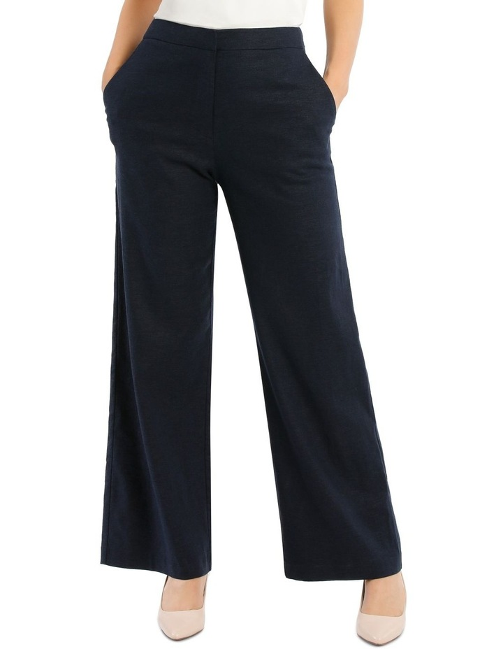 Linen Midnight Pant image 1
