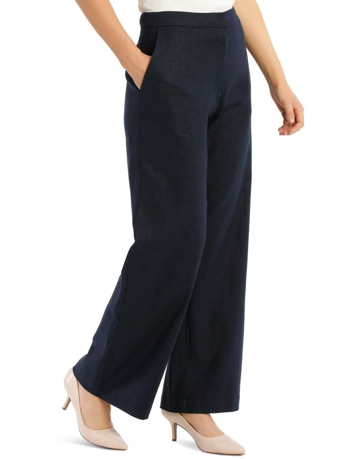 Linen Midnight Pant image 2