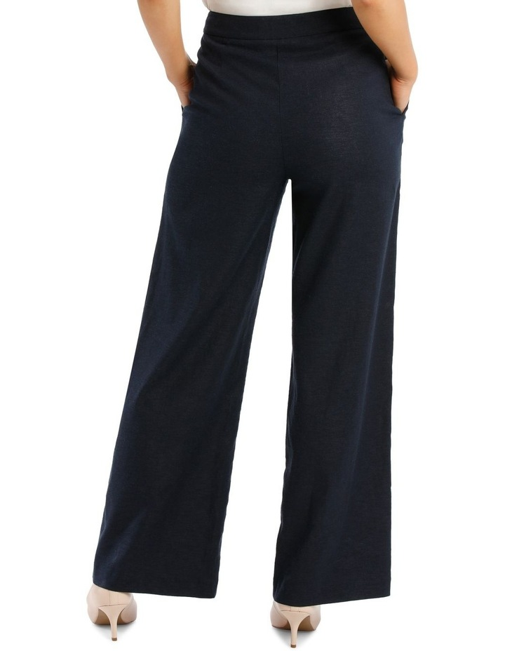 Linen Midnight Pant image 3