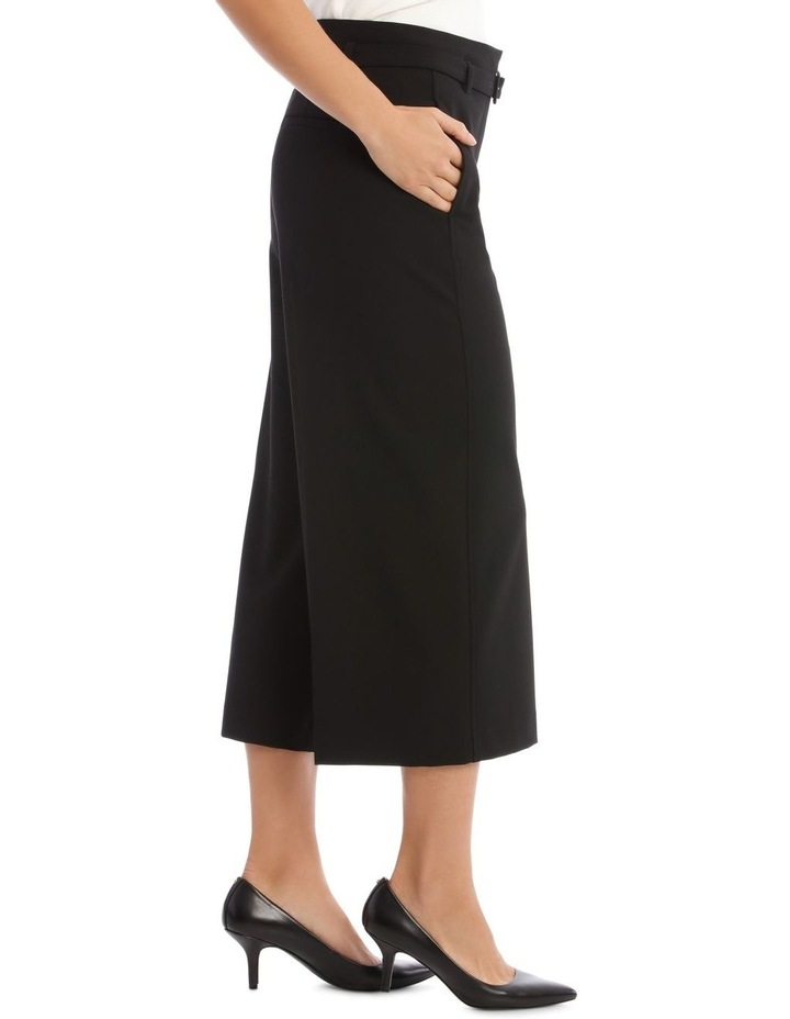 Wide Leg Cropped Pant image 2
