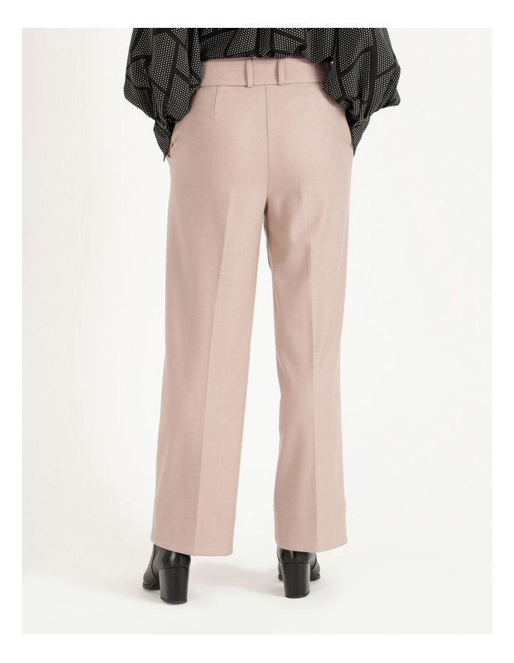 Belted Cuffed Pant image 3