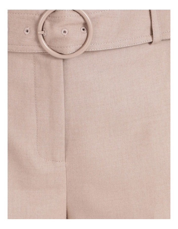 Belted Cuffed Pant image 5