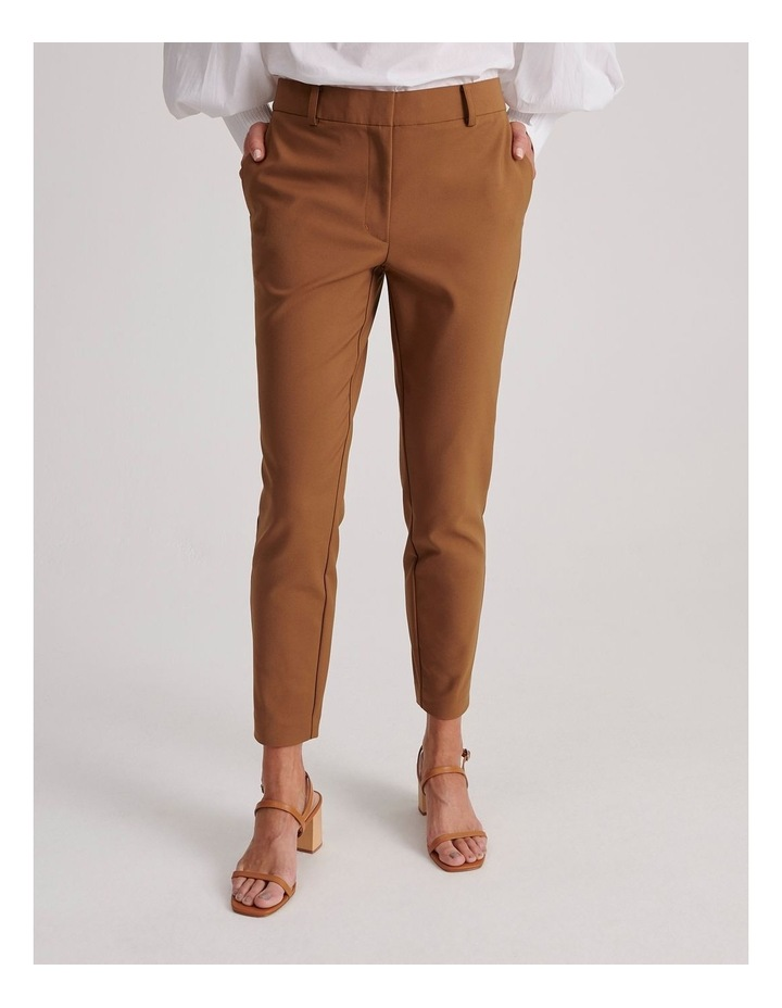 Cotton Sateen Pant image 1
