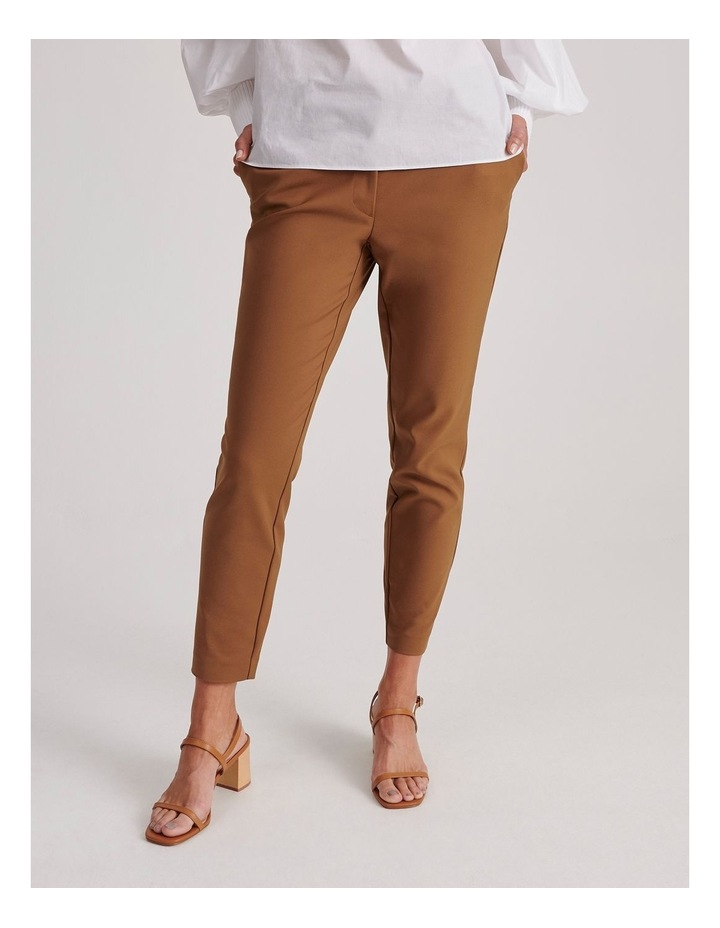 Cotton Sateen Pant image 2