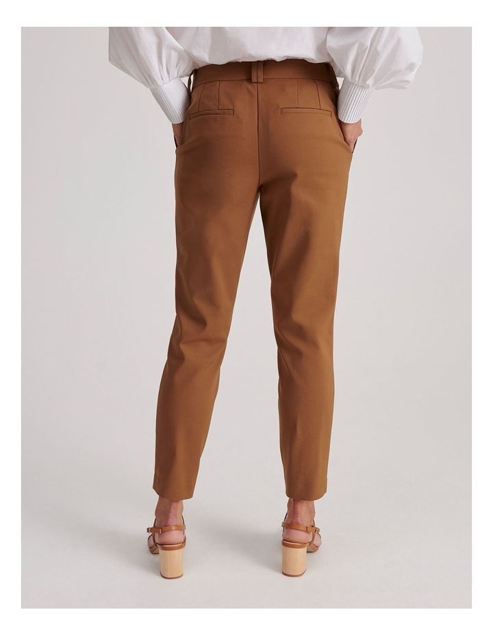 Cotton Sateen Pant image 5