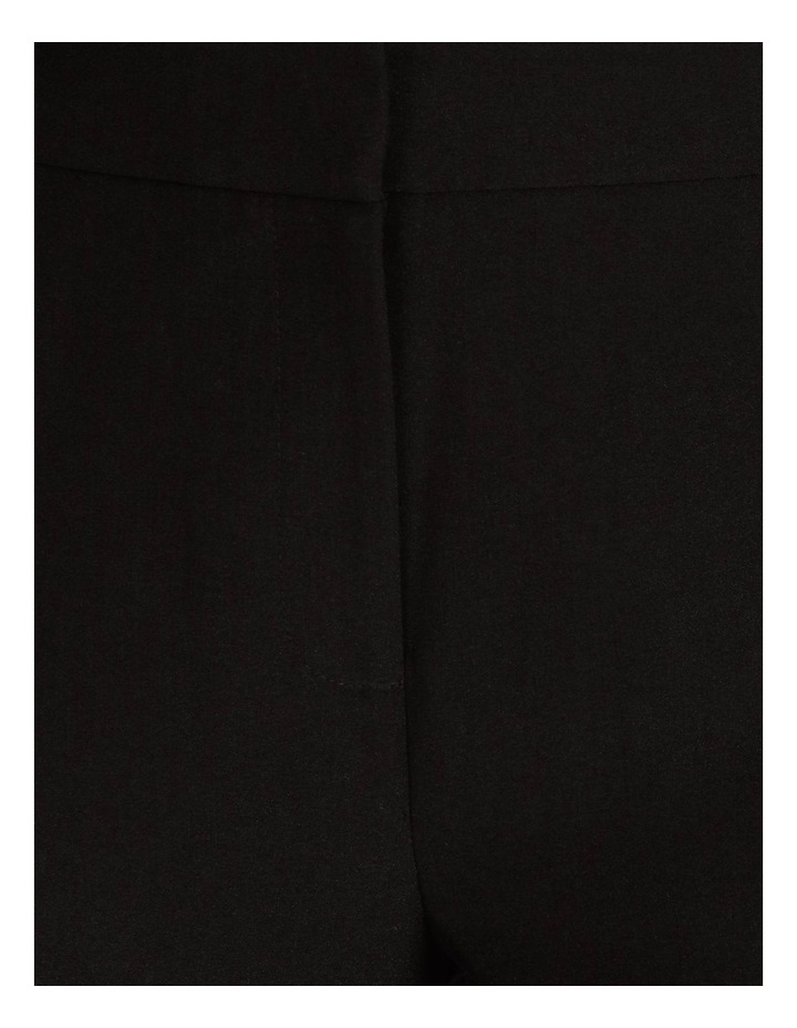 Black Straight Leg Pants image 6