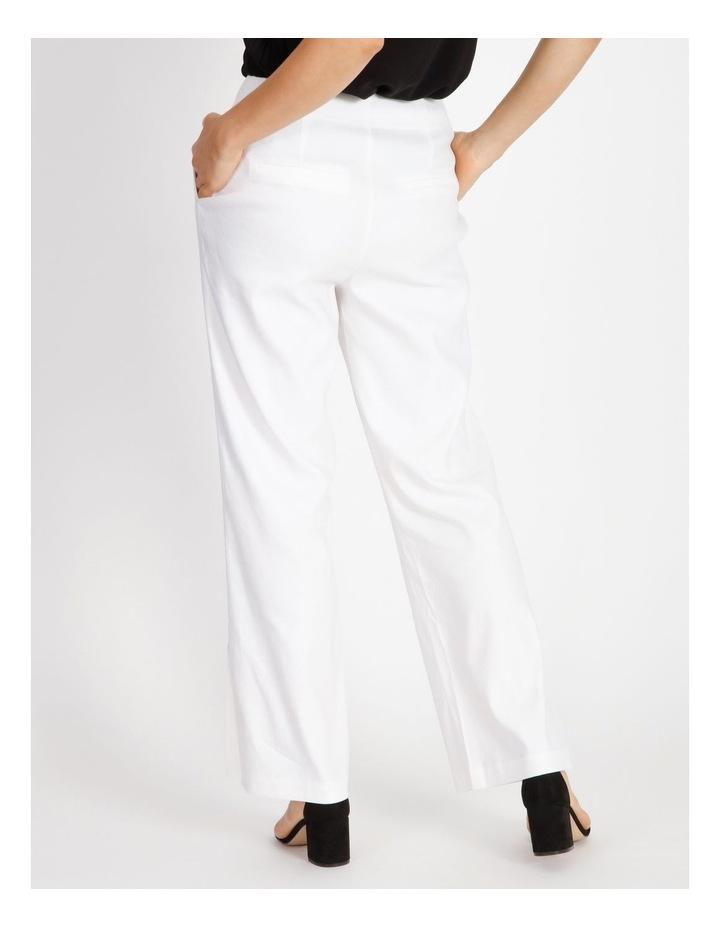 Side Split Linen Pant image 3