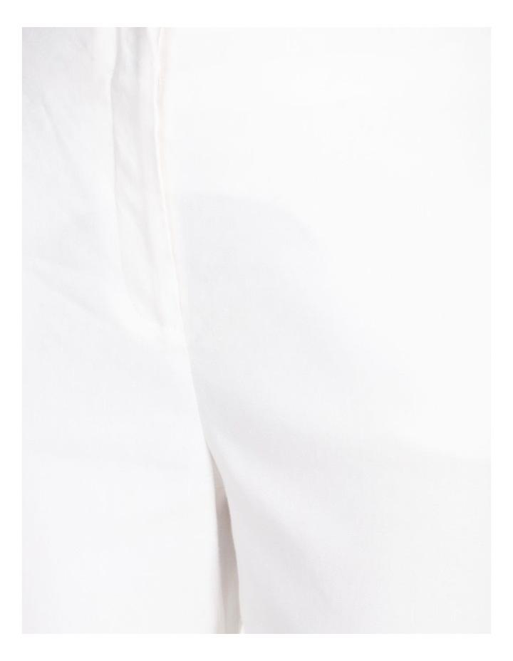 Side Split Linen Pant image 5