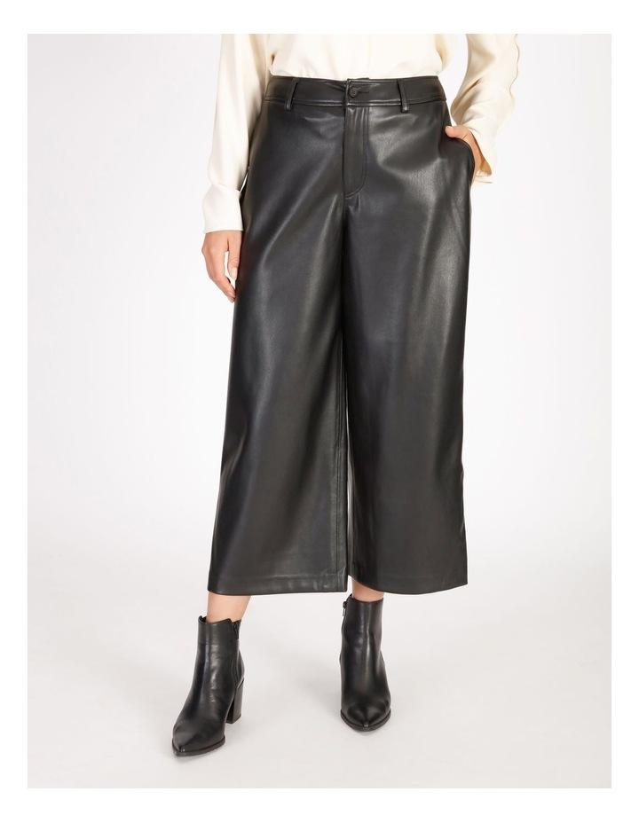 Vegan Legan Culotte Pants image 1