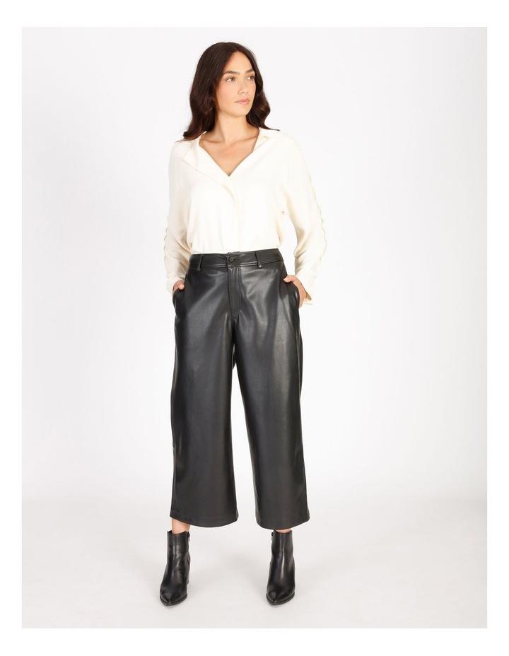 Vegan Legan Culotte Pants image 2