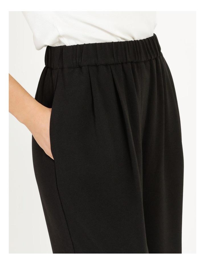 Pull On Wide Leg Crepe Pant image 6