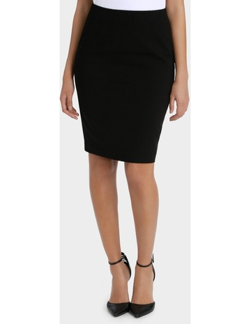 26e46a12390 Basque Essential Pencil Skirt