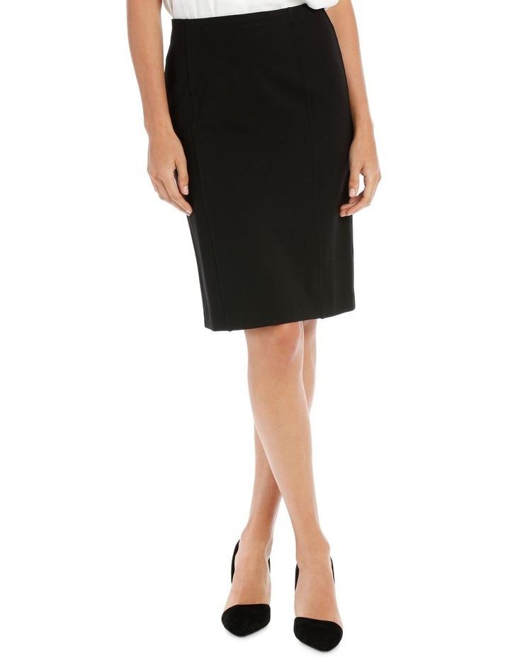 Ponte Panel Skirt image 1