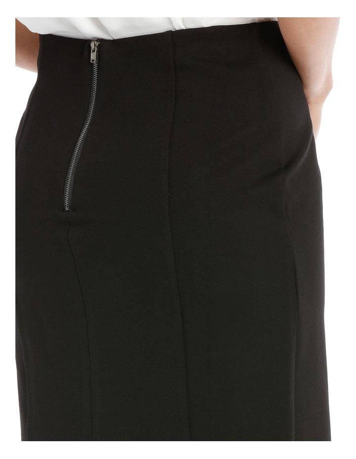Ponte Panel Skirt image 3