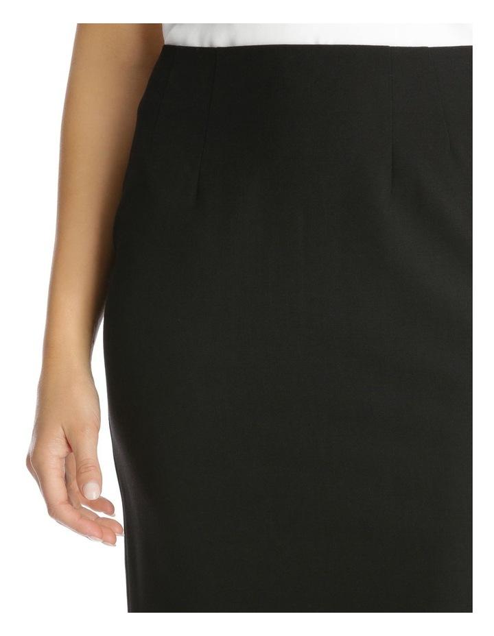 Essential Pencil Suit Skirt image 4