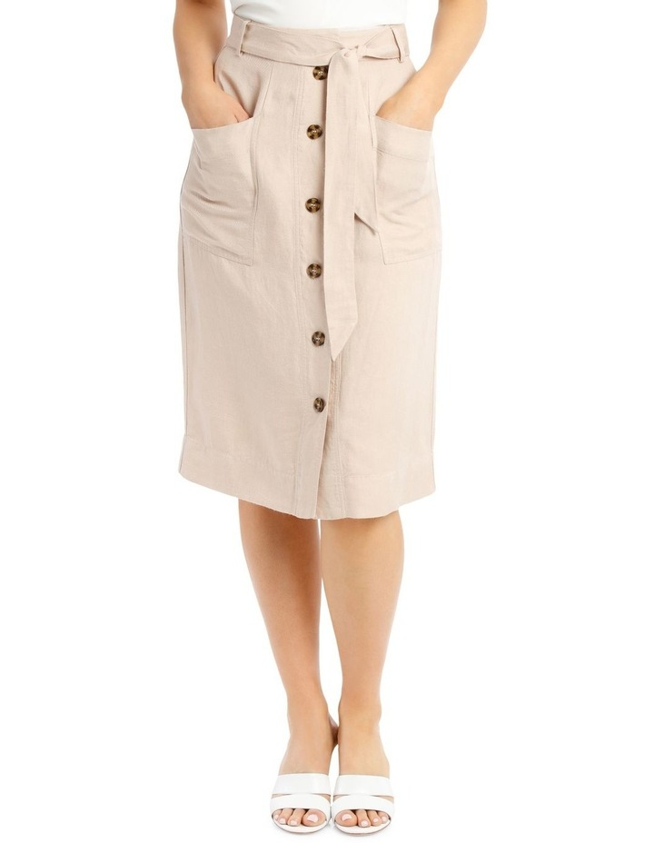 Button Through Skirt image 1
