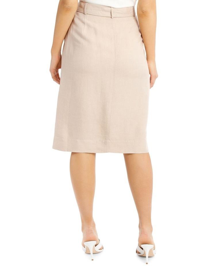 Button Through Skirt image 3