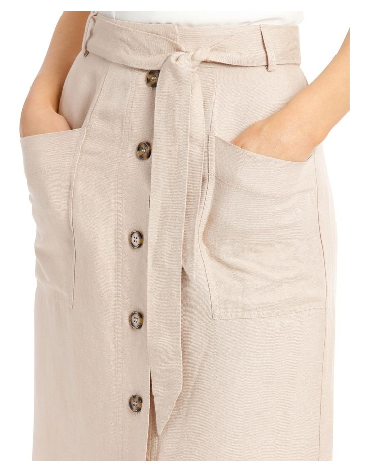 Button Through Skirt image 4
