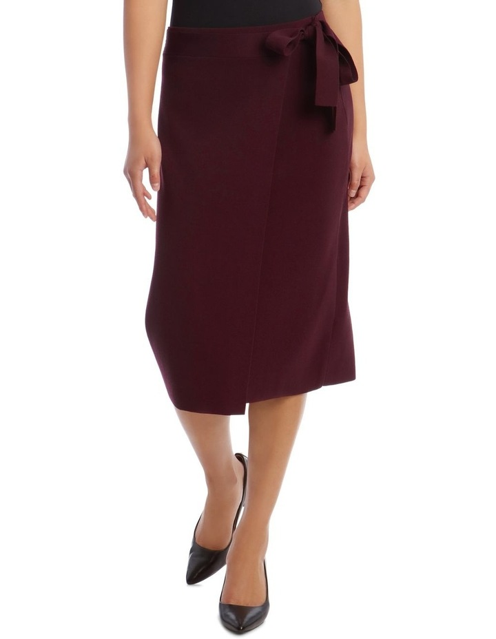 Tie Side Milano Skirt image 1