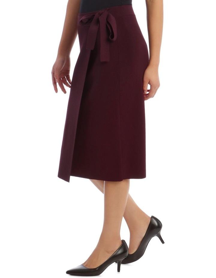 Tie Side Milano Skirt image 2