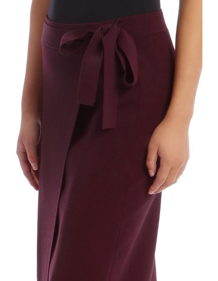 Tie Side Milano Skirt image 4