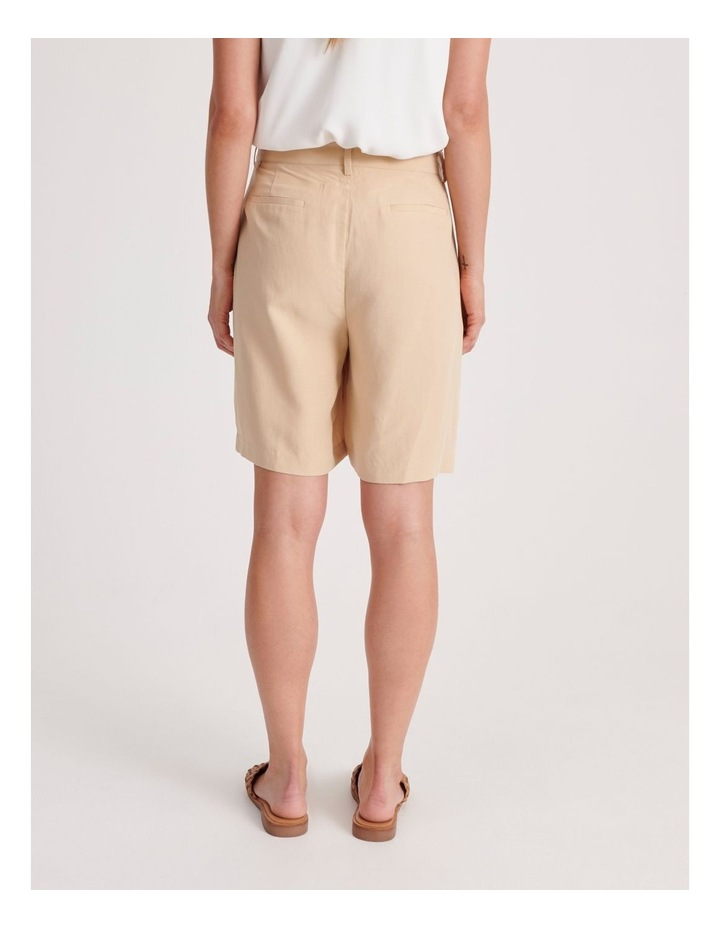 Pleat Front Shorts image 5