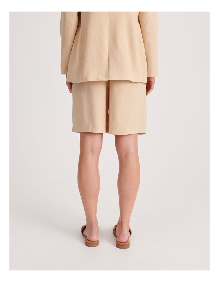 Pleat Front Shorts image 6