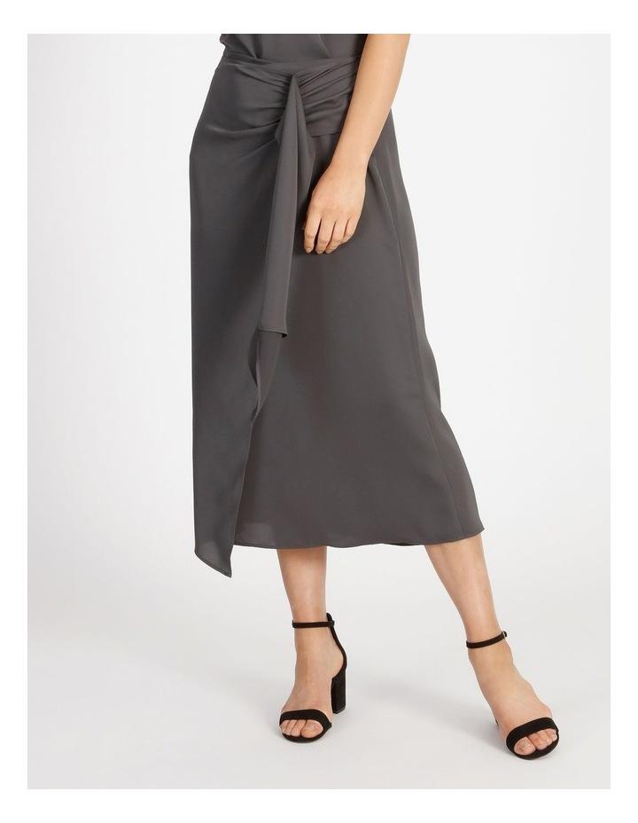 Satin Sarong Skirt image 1