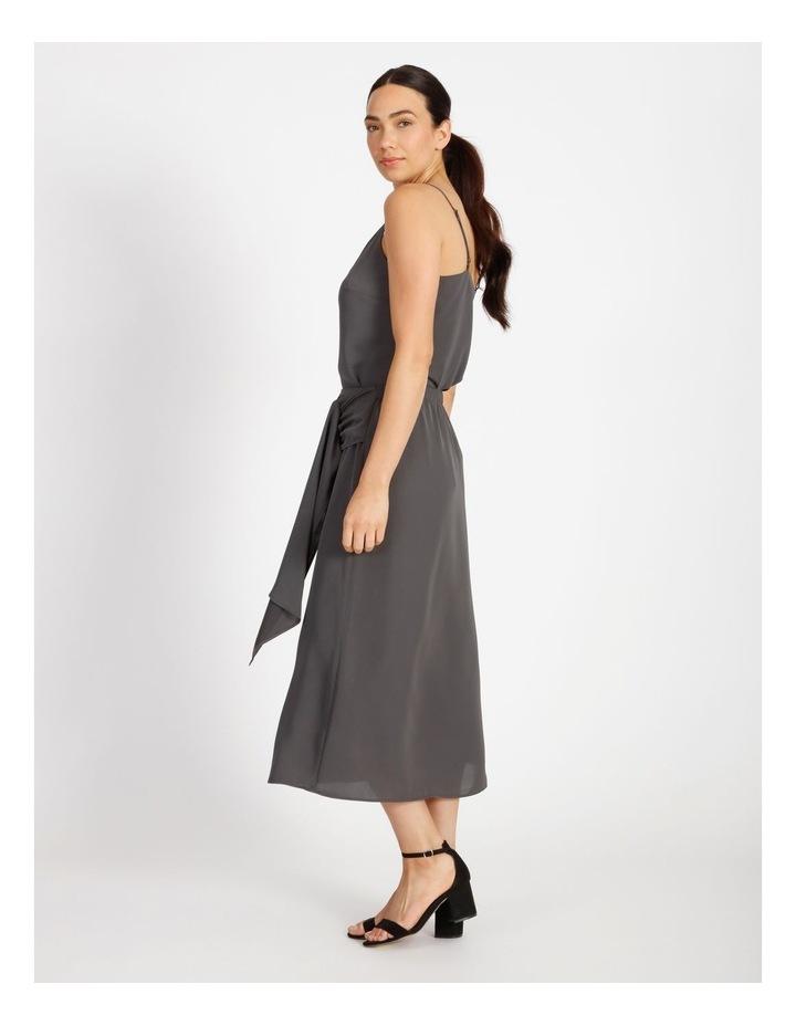 Satin Sarong Skirt image 2